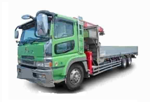 Mitsubishi Fuso Super Great Unic URU 504
