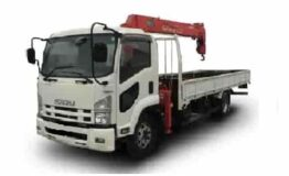 Foto ISUZU FORWARD Unic Ucan Super