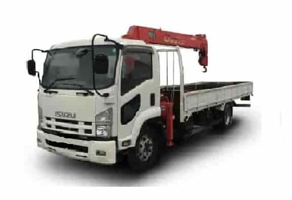 ISUZU FORWARD Unic Ucan Super