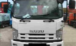 Foto ISUZU FORWARD Unic Ucan Super vid speredi